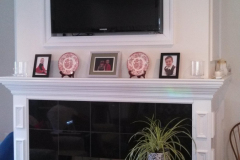 Installation of Fireplaces