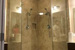 Installation of southern MD Shower Enclosures