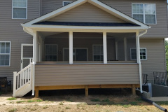 Southern MD Home Addition Installation